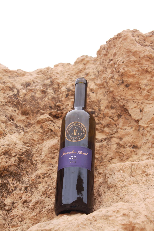 מאירות שביל ישראל פותחות יין במכתש רמון