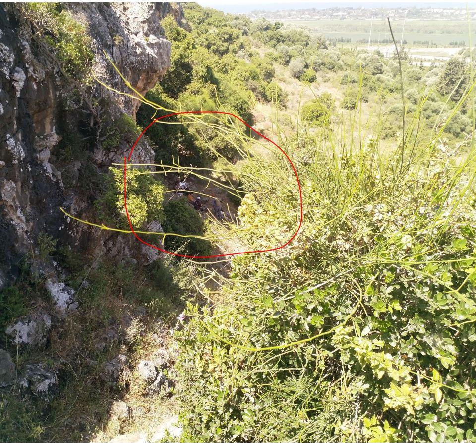 מאירות שביל ישראל מסלול 38 ברמת הנדיב