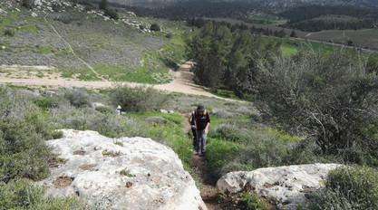 מאירות שביל ישראל מסלול 16