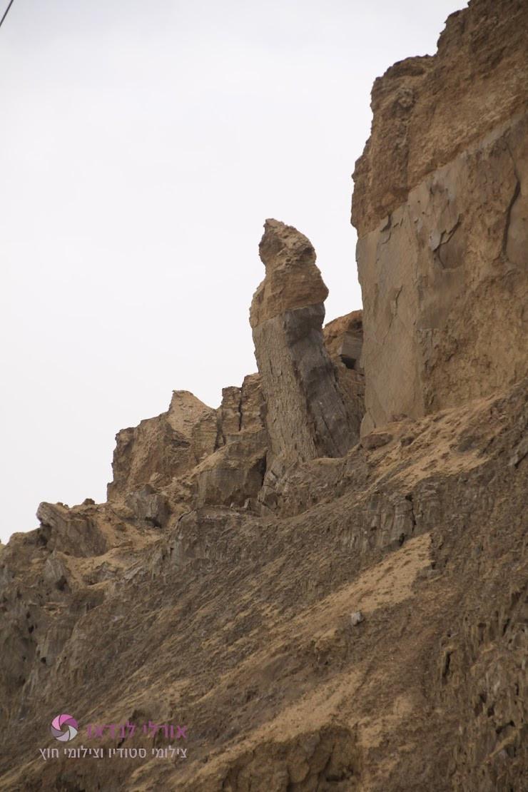 מאירות שביל ישראל בהר סדום- אשת לוט