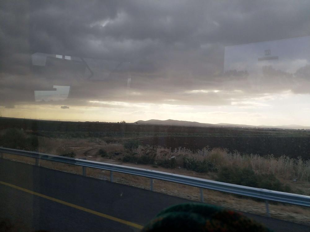 מאירות שביל ישראל מסלול 21 נוסעים לגליל