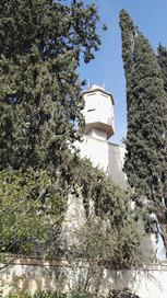 """מאירות שביל ישראל מסלול 17 במצודת ישע/מצודת כ""""ח"""