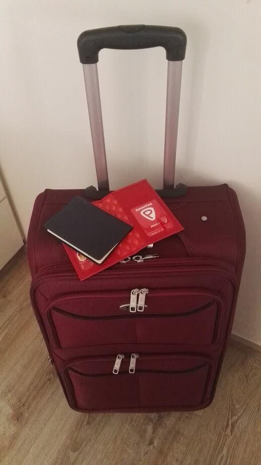 מוכנה לנסיעה