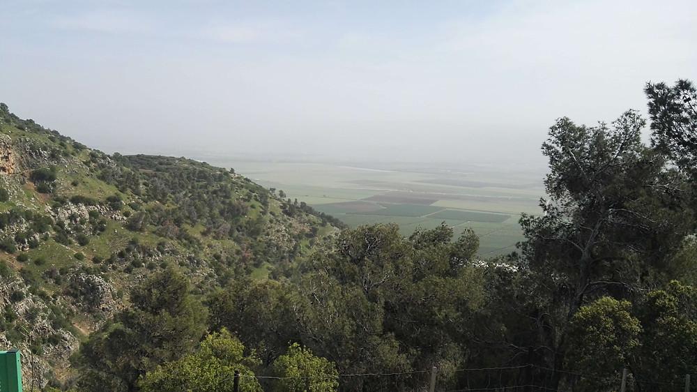 מאירות שביל ישראל בגליל העליון