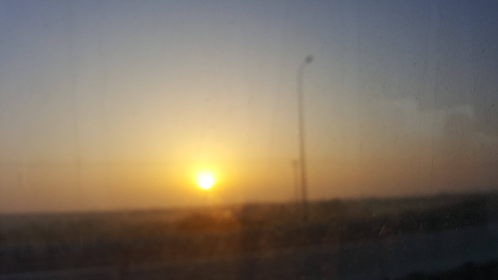אור יום חדש. מאירות שביל ישראל בדרך למדבר יהודה
