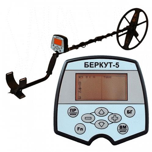 """Металлоискатель АКА Беркут 5 с катушкой 9.5х12.5"""""""