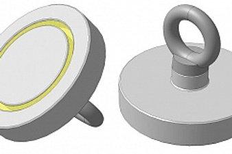 Поисковый магнит F300, без центрального отверстия