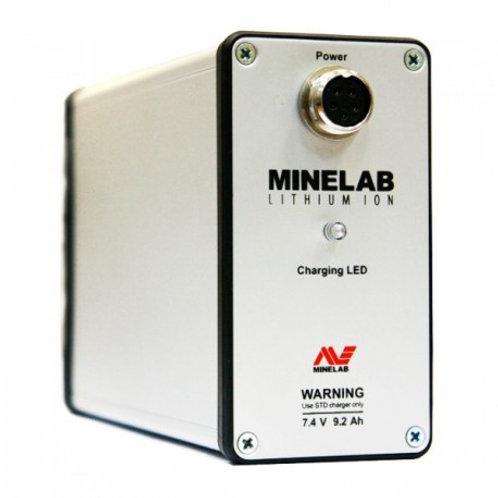 Аккумулятор 7.4В-9.2А/ч Minelab для GPX