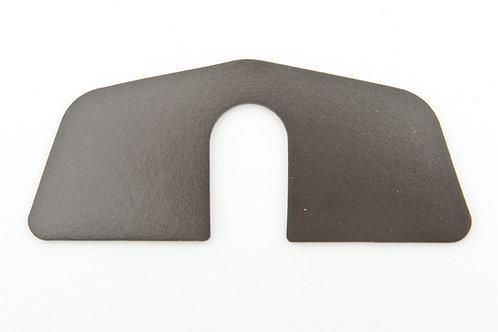 Накладка нижней части корпуса блока управления (поролон) для F75