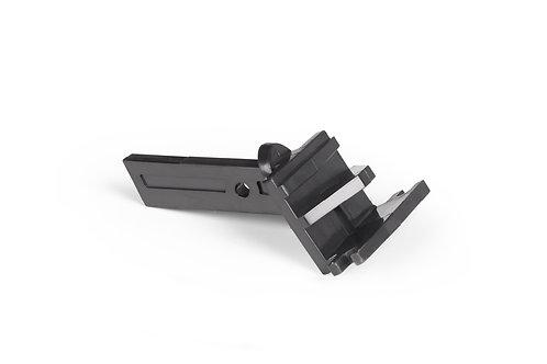 Т-образное крепление ручки к блоку управления Fisher F75