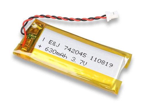 Штатный аккумулятор 630 мАч для XP Deus