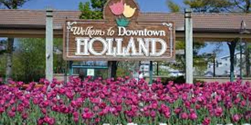 Tulip Festival, Holland Michigan 2019