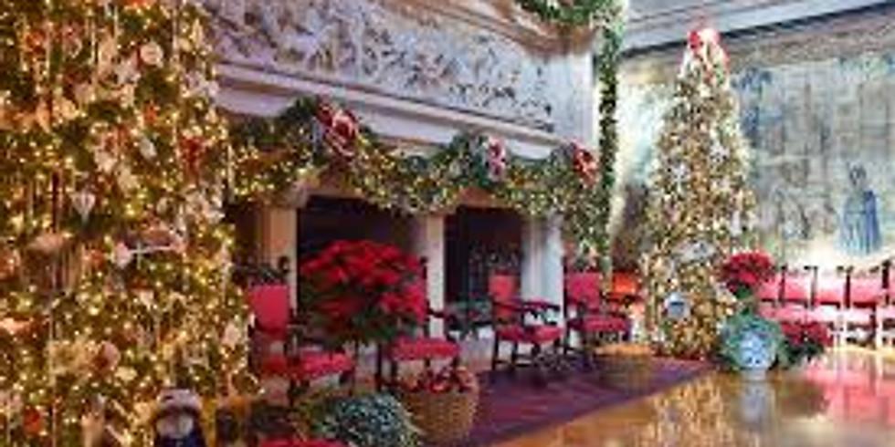 2021 Biltmore Christmas Nov 15-18   4 Days $499 per person double