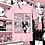 Thumbnail: Fortune Market Tee - Pink