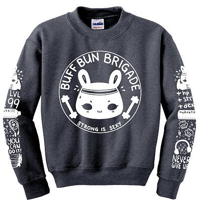 Buff Bun Brigade Sweatshirt