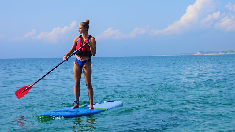 Stand up Paddleboard (SUP)  - Introkursus