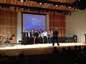 ASCAP Morton Gould Award