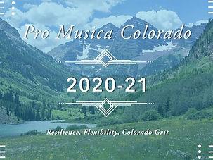 Pro Musica Colorado Commission