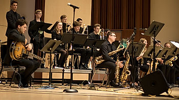 Ithaca College David P and Susan W Wohlhueter Jazz Composition Contest