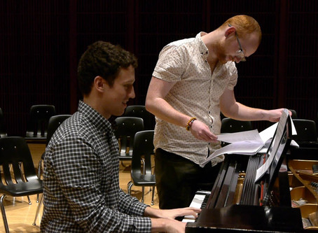 Writing a Musical: Part 2