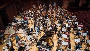 Shepherd School of Music Orchestra Premiere