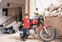 Wael, syrian refugee, Beirut 2017.