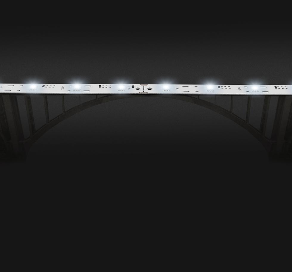 LED svetlo efektivita a nizka spotreba outline grid