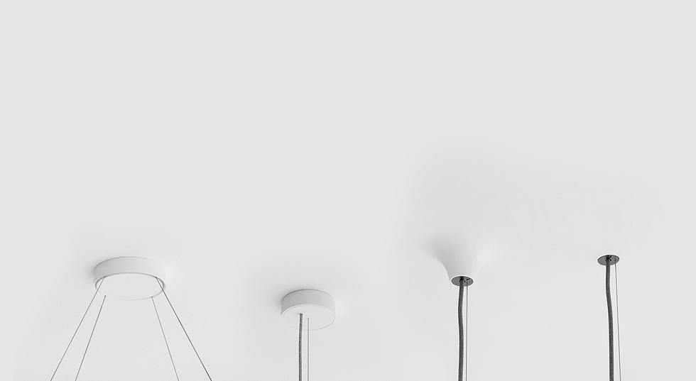 spôsoby inštalácie závesy bechter rozeta prisadene odsadené zapustené svetelne stropy LED osvetlenie zavesne