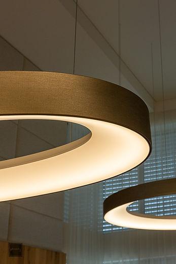 Komplexny projekt osvetlenia domu svetel