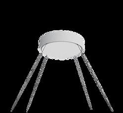 rozeta svetelne stropy LED osvetlenie