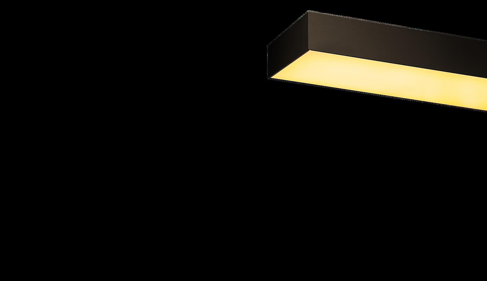 Svetelne stropy LED osvetlenie obdlznikovy svetelny strop