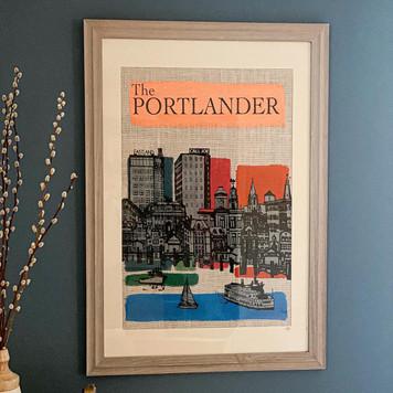 Abstract Portlander