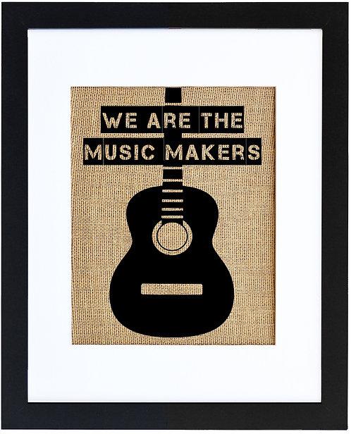 GUITAR MUSIC MAKERS