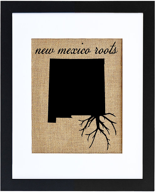 NEW MEXICO ROOTS