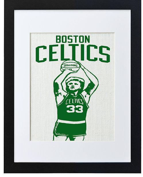 Boston Celtics (LARRY BIRD)