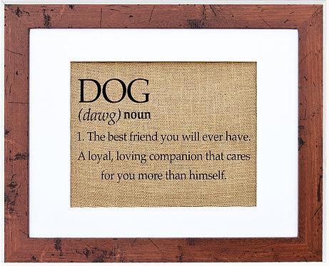 DOG (DEFINITION)