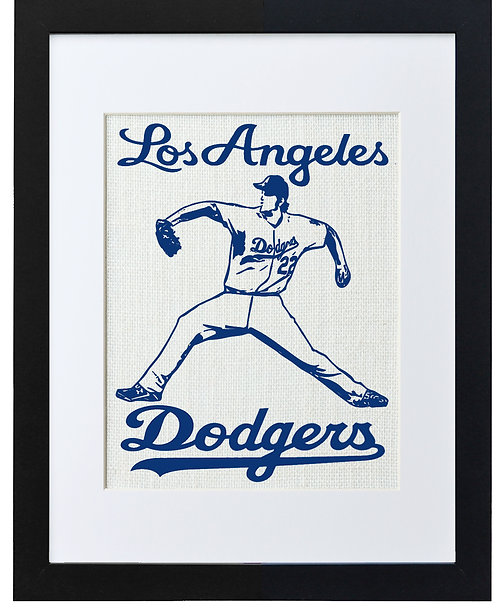 LOS ANGELES DODGERS (CLAYTON KERSHAW)