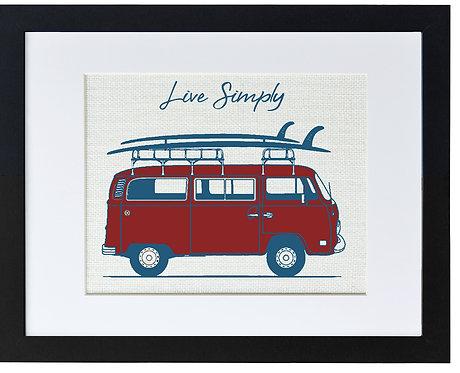 Live Simply (VW)