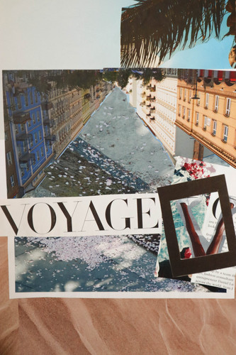 Paper cut collage 2