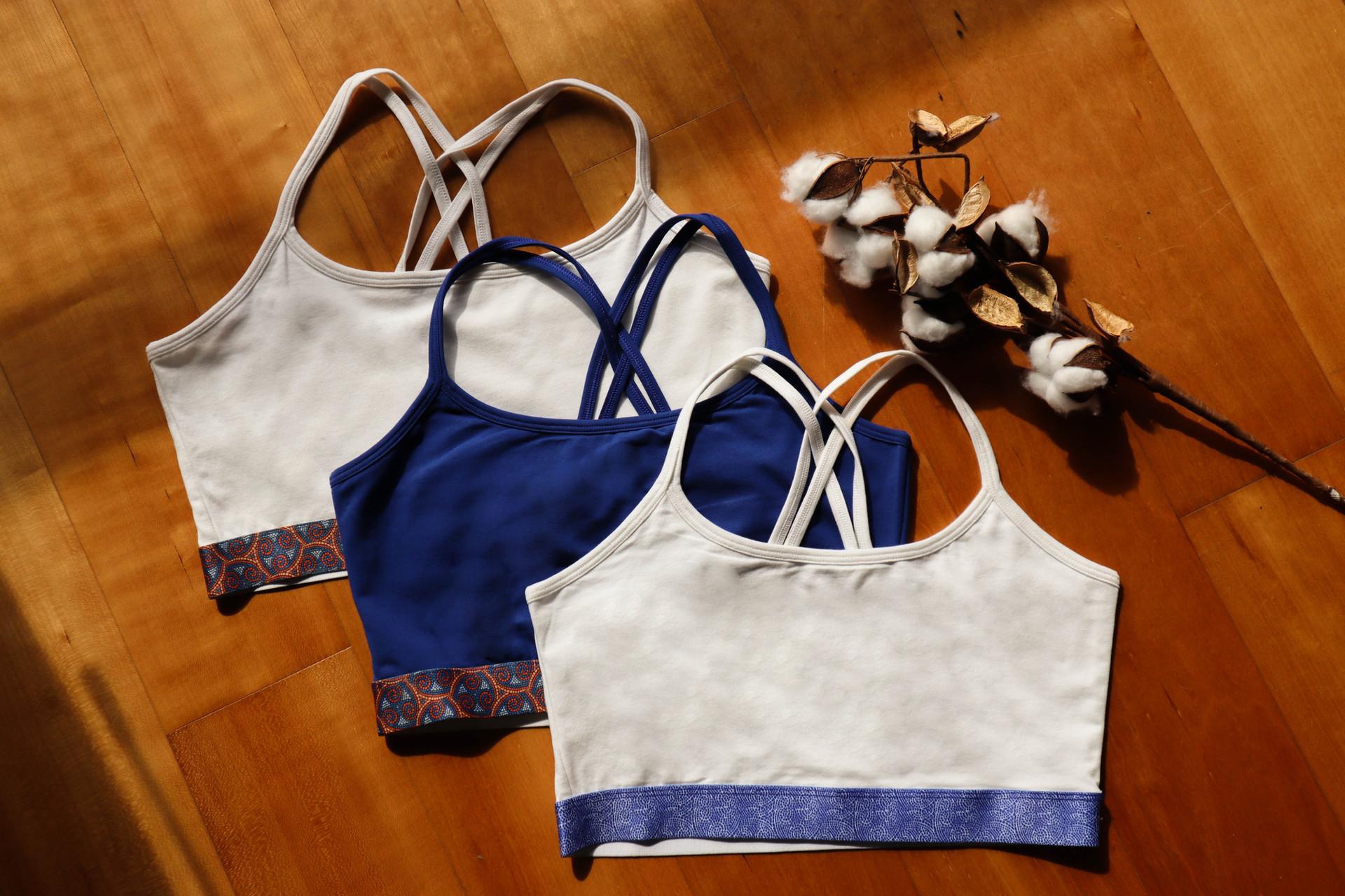 Yoga brand flat lay