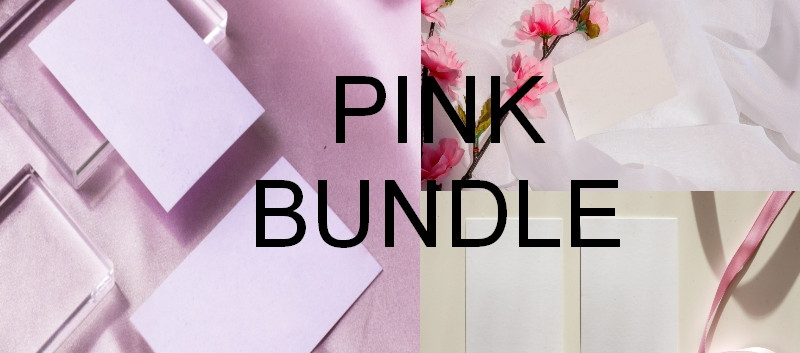 Pink Bundle Collection