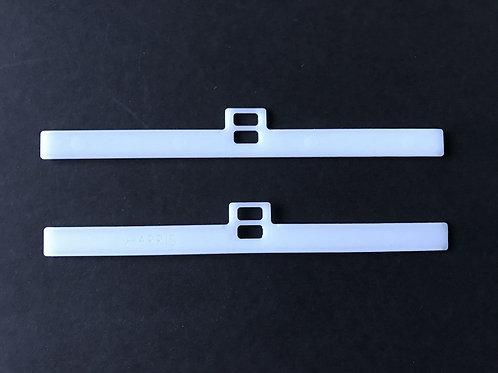 """TOP HANGER FOR 5"""" - 127 mm WIDE VERTICAL BLIND SLATS - PACK OF 10"""