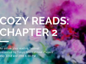 Cozy Reads: Chapter 2