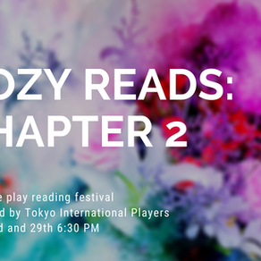Thank you for attending Cozy Reads!