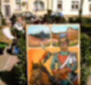 Neueinweihung Ulanenplatz 2011
