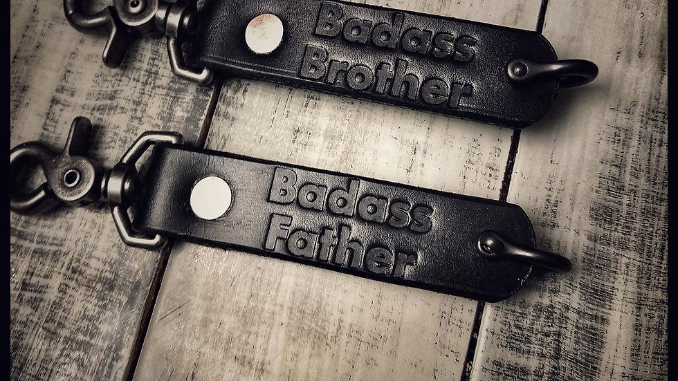 Badass Key Chain