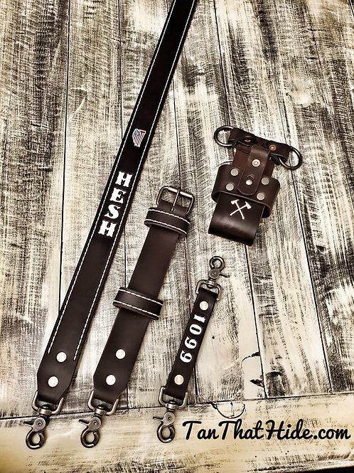 COFFEE Radio Strap Set