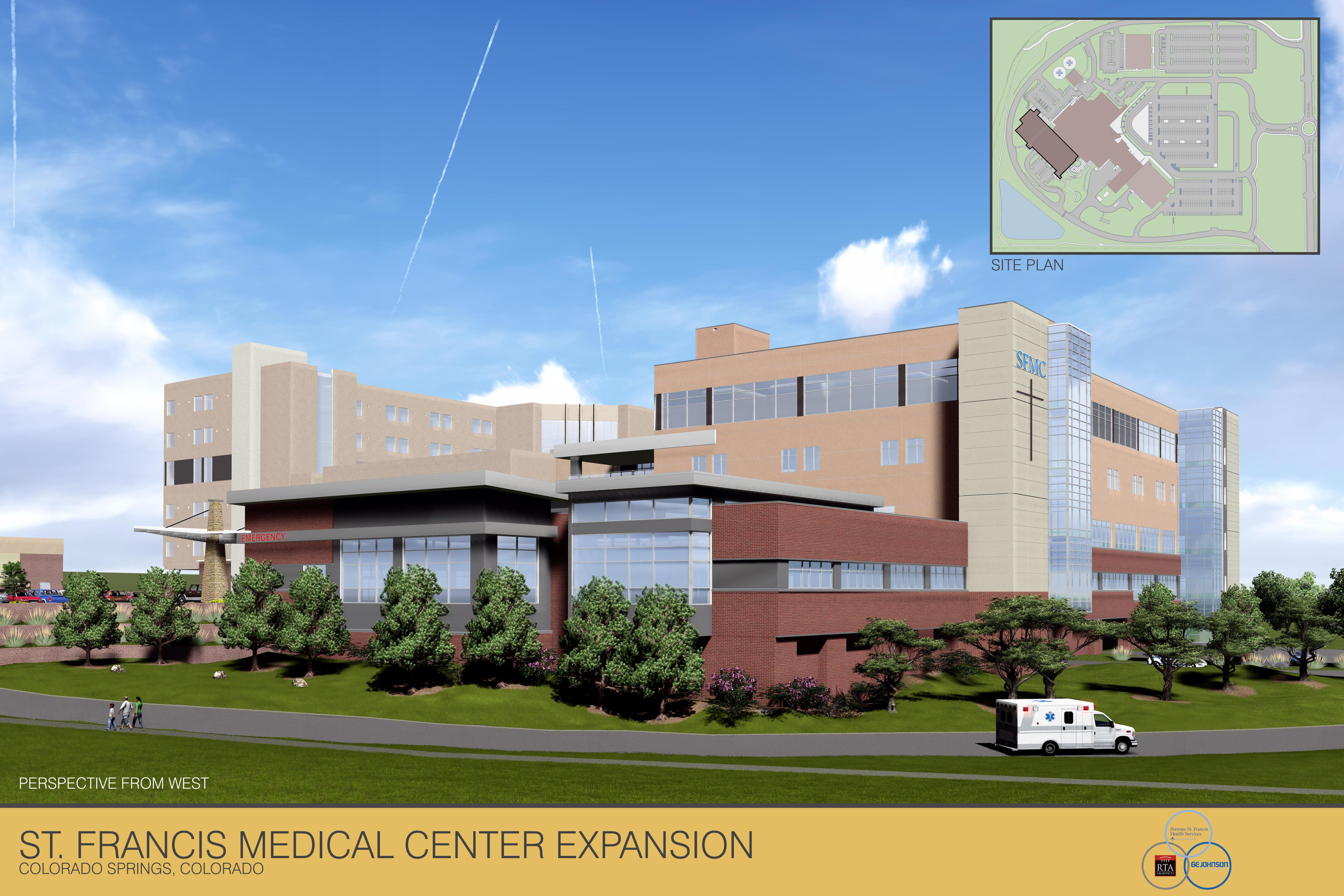 St Francis Medical Center >> St Francis Medical Center Begins Expansion Project To Care