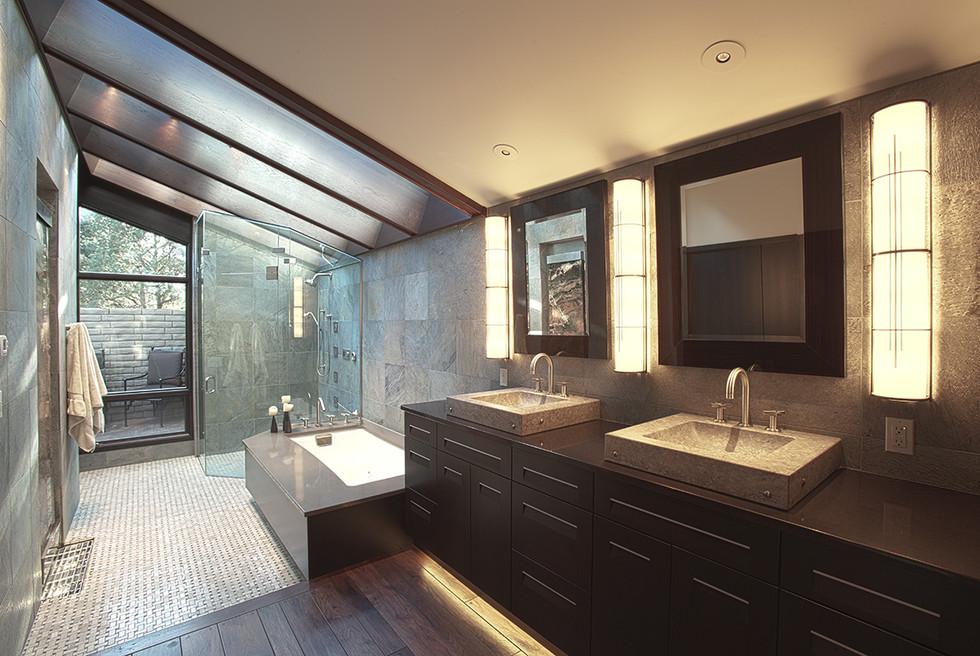Spa Master Bath