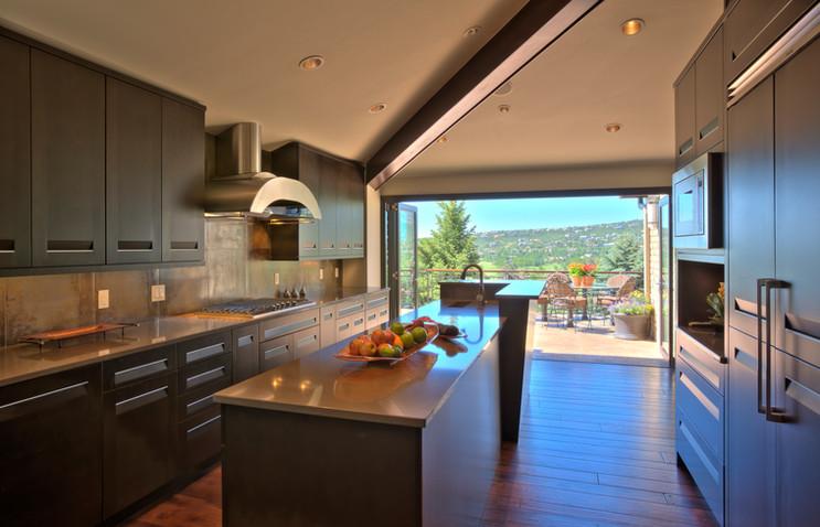 Scenic Kitchen